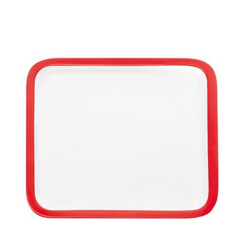 Maxwell & Williams Colour Basics Square Platter 30cm Red