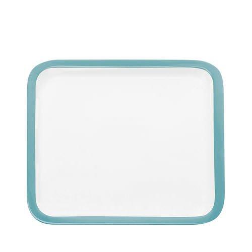 Maxwell & Williams Colour Basics Square Platter 30cm Sky