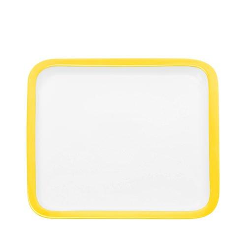 Maxwell & Williams Colour Basics Square Platter 30cm Yellow
