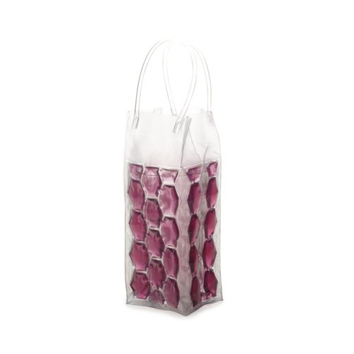 Maxwell & Williams Coolsack Bottle Bag 4 Sided Purple