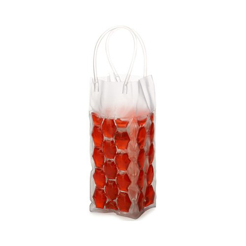 Maxwell & Williams Coolsack Bottle Bag 4 Sided Red