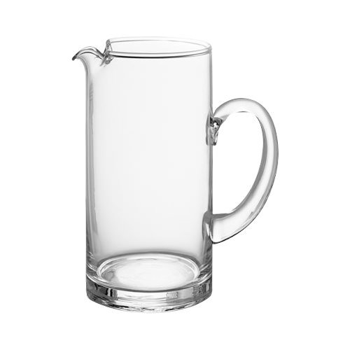 Maxwell & Williams Diamante Cylindrical Water Jug 1L