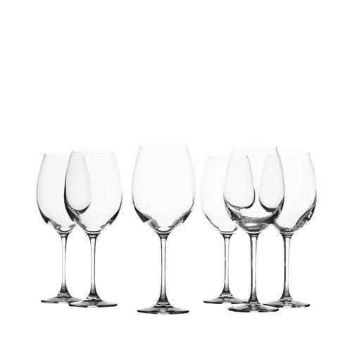 Maxwell & Williams Mansion Wine Glass 480ml Set of 6