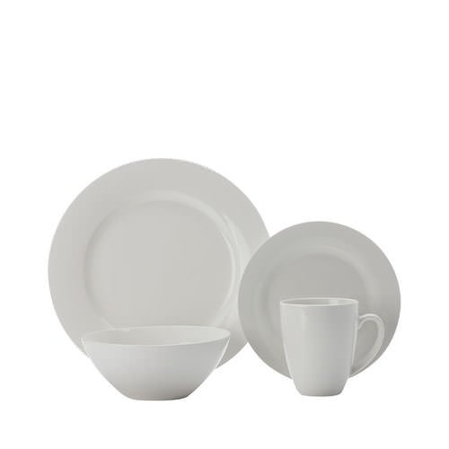 Maxwell & Williams White Basics Condo Dinner Set 16pc