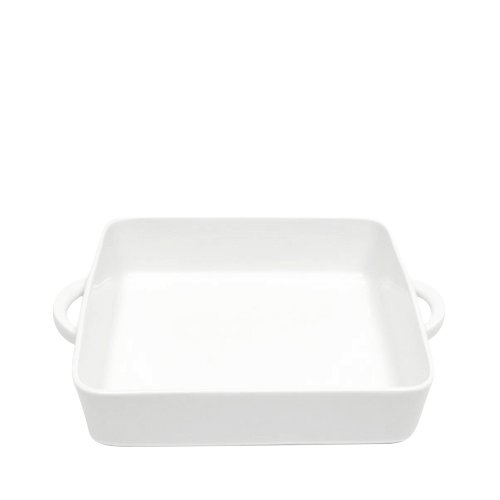 Maxwell & Williams White Basics Cosmopolitan Square Baker 28x28cm