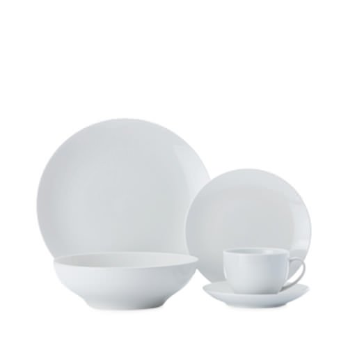 Maxwell & Williams White Basics Coupe Dinner Set 20pc