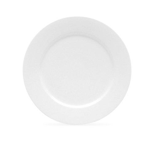 White Basics Rim Dinner Plate 27cm Set of 4