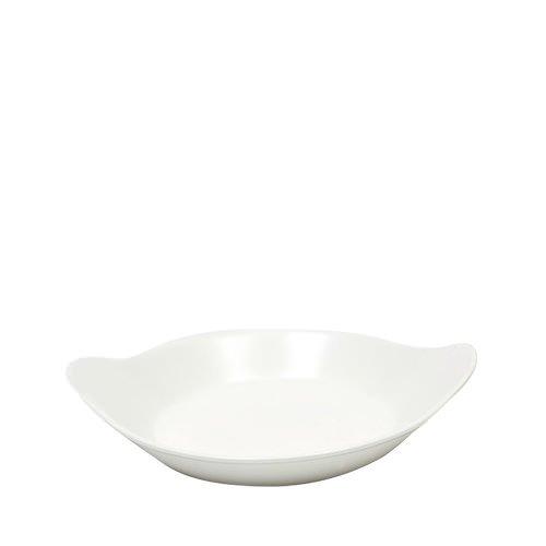 Maxwell & Williams White Basics Oval Au Gratin Dish 18cm