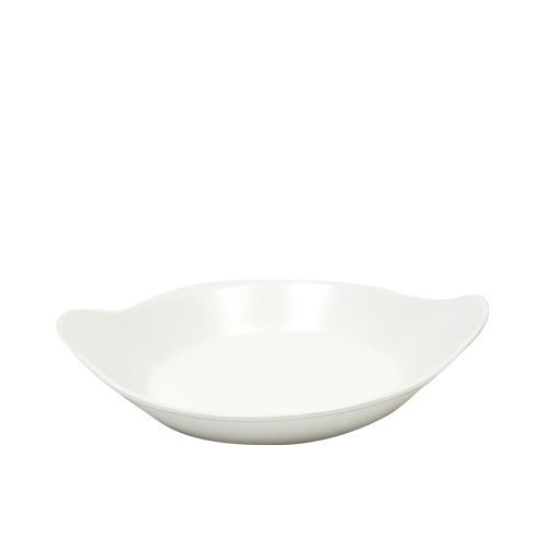 Maxwell & Williams White Basics Oval Gratin Dish 20cm