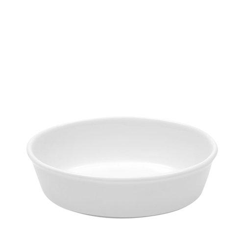 Maxwell & Williams White Basics Oval Pie Dish 18cm