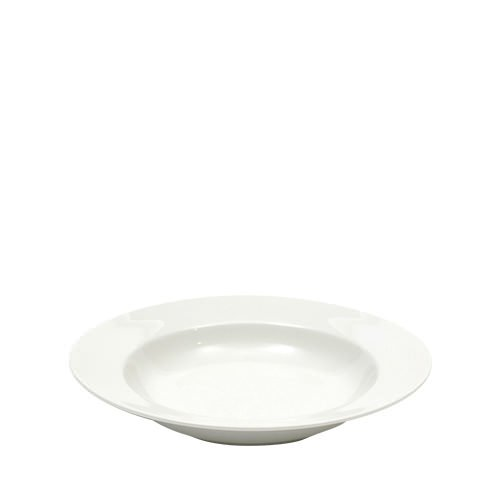 Maxwell & Williams White Basics Rim Soup 23cm