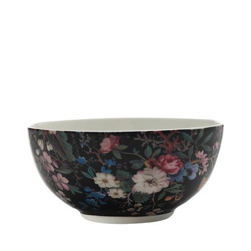 Maxwell & Williams William Kilburn Breakfast Bowl Midnight Blossom 16cm