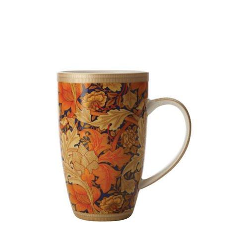 Maxwell & Williams William Morris Acanthus Coupe Mug 420ml