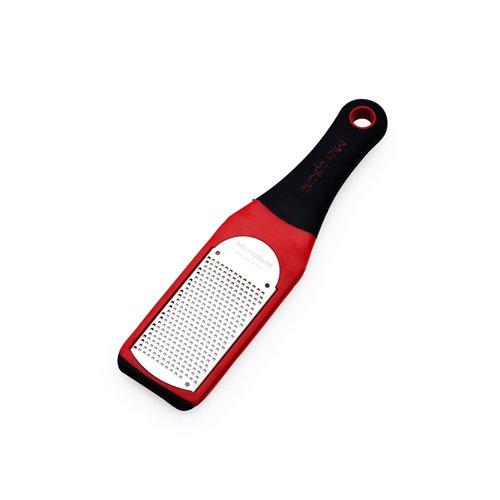 Microplane Artisan Series Fine Grater Red