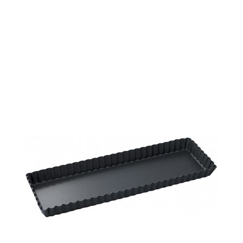 Mondo Loose Base Rectangular Quiche Pan 36x13x3cm