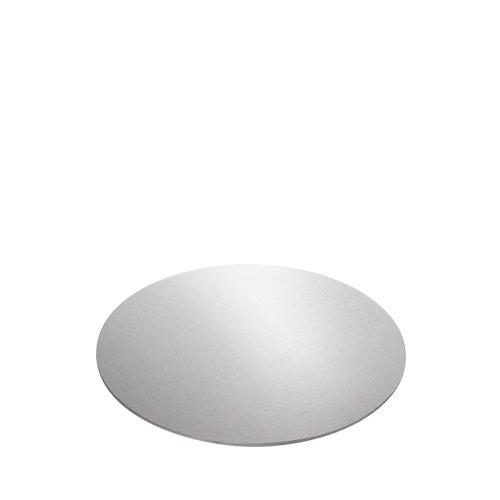 Mondo Round Cake Board 25cm Silver