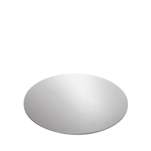 Mondo Round Cake Board 33cm Silver