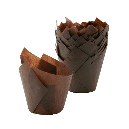 Mrs Rogers Tulip Baking Cups Assorted 24pc