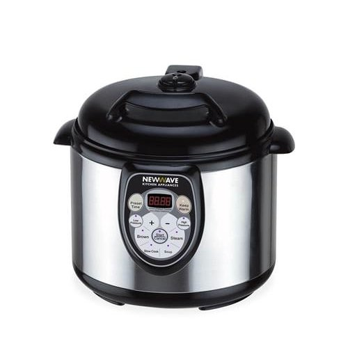New Wave 5-in-1 Multi Cooker 6L