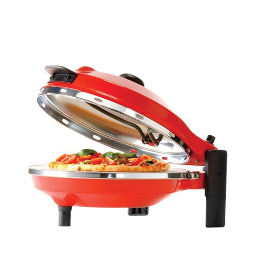 New Wave Red Pizza Maker