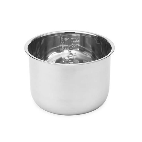 New Wave Stainless Steel Bowl for Multi Cooker 6L