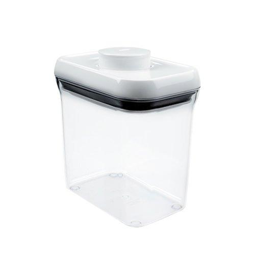 oxo good grips rectangular pop container 14l