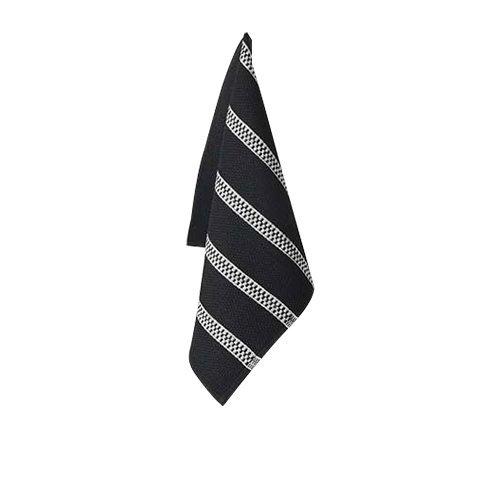 Ogilvies Designs Tea Towel Black/White