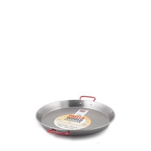 Paella World Paella Pan 20cm High Carbon Polished