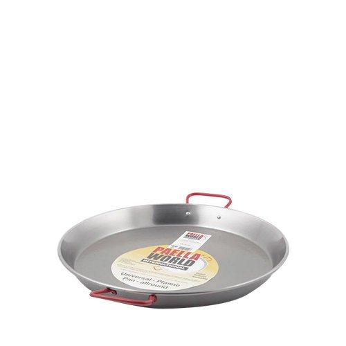 Paella World Paella Pan 34cm High Carbon Polished
