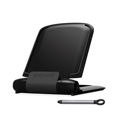 Prepara iPrep Tablet Stand and Stylus Black