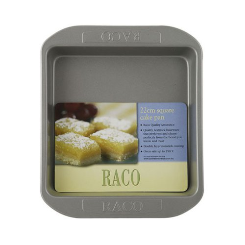 Raco Square Cake Pan 22cm