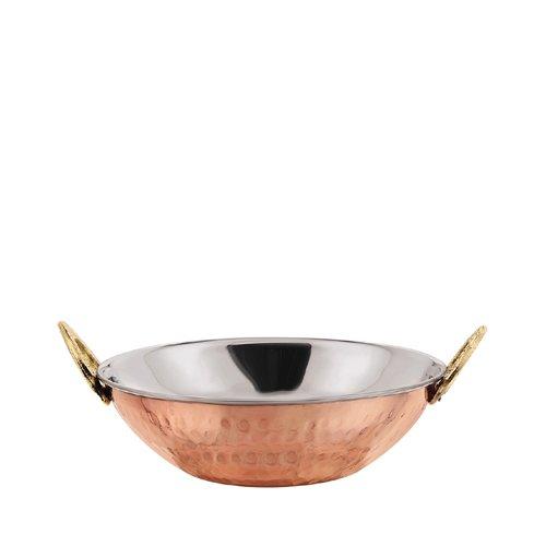 Ramco Balti Dish 19cm Heavy Copper