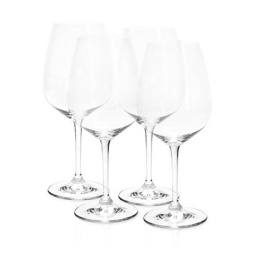 Riedel Heart To Heart Cabernet Wine Glass 4pc (2 Sets of 2pc)