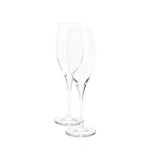 Riedel Heart To Heart Champagne Glass 2pc