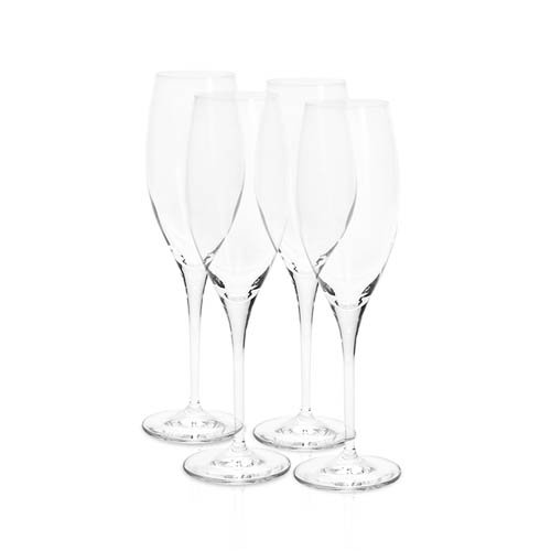 Riedel Heart To Heart Champagne Glass 4pc (2 Sets of 2pc)