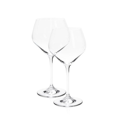 Riedel Heart To Heart Chardonnay Wine Glass 2pc
