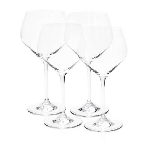 Riedel Heart To Heart Chardonnay Wine Glass 4pc (2 Sets of 2pc)