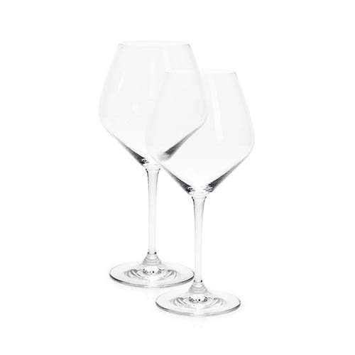 Riedel Heart To Heart Pinot Noir Wine Glass 2pc