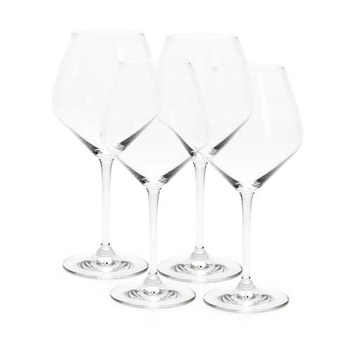 Riedel Heart To Heart Pinot Noir Wine Glass 4pc (2 Sets of 2pc)