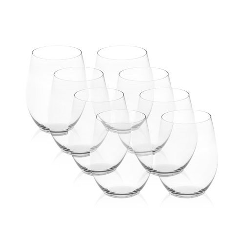 Riedel 'O' Series Cabernet-Merlot Wine Glass Buy 6 Get 2 Free Set