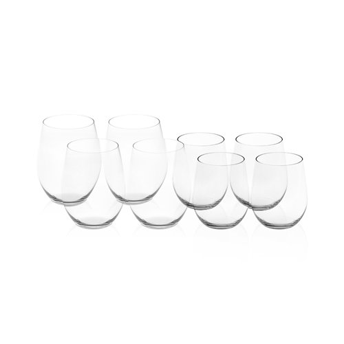 Riedel 'O' Series Cabernet-Viognier Wine Glass Buy 6 Get 2 Free Set