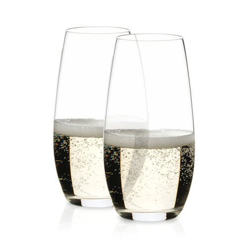 Riedel 'O' Series Tumbler Champagne Glass 2pc