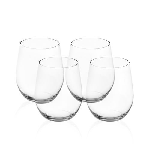 Riedel 'O' Series Viognier-Chardonnay Wine Glass Pay3 Get 4