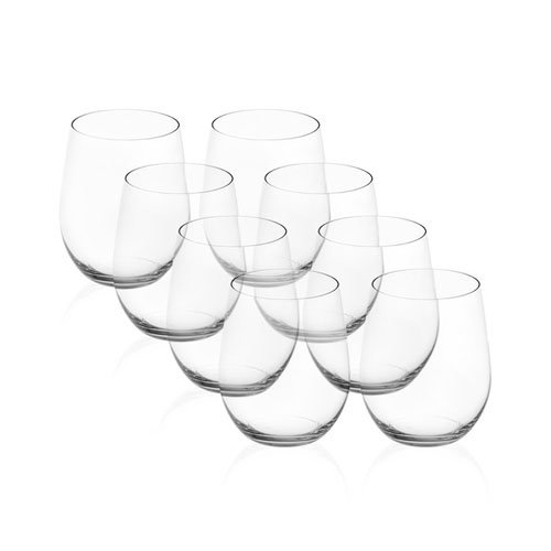 Riedel 'O' Series Viognier-Chardonnay Wine Glass Buy 6 Get 2 Free Set