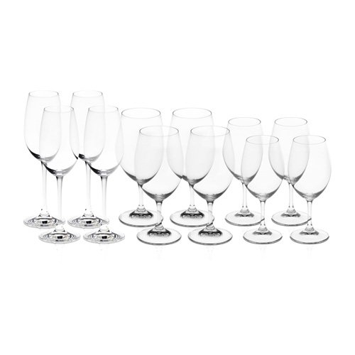 Riedel Ouverture Wine Glass & Champagne Flute Buy 8 Get 4 Free Set