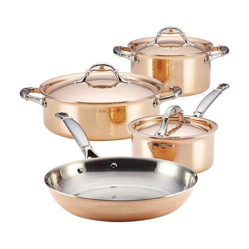 Ruffoni Symphonia Cupra 7pc Cookware Set