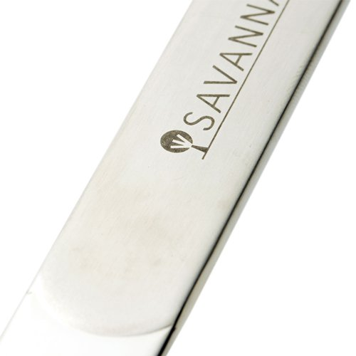 Savannah Classic Stainless Steel Slotted Turner