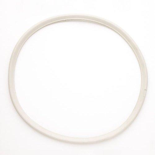 Silampos Classic Aluminium Sealing Ring 22cm - 4L & 6L White