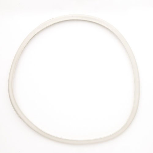 Silampos Classic Stainless Steel & Aluminium Sealing Ring 24.5cm - 8L to 12L White