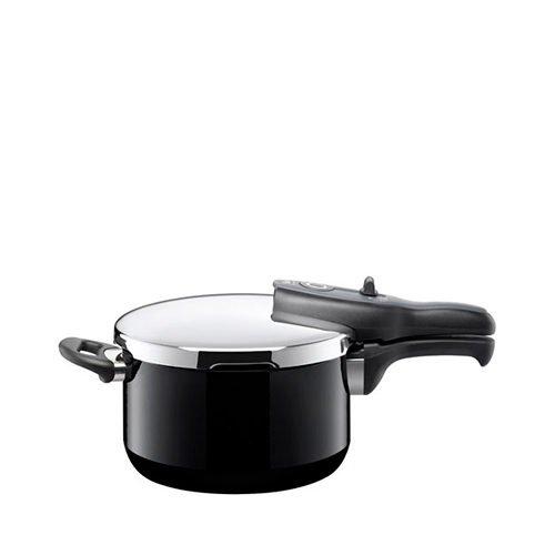Silit Sicomatic T-Plus Pressure Cooker 4.5L Black